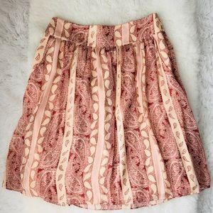 ANN TAYLOR Skirt Sz 8